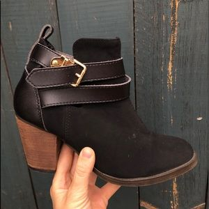 Well Loved Ankle Boots